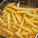 smaltire olio esausto frittura