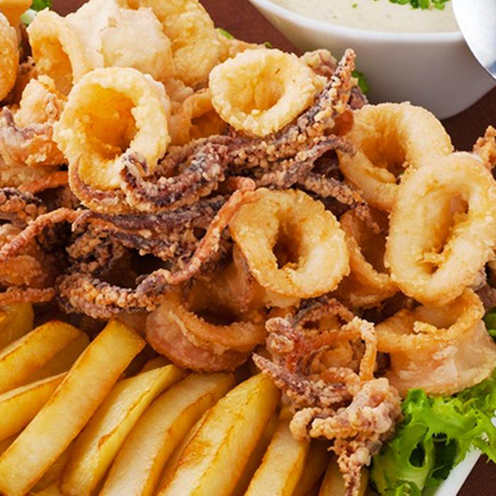 olio esausto frittura di pesce